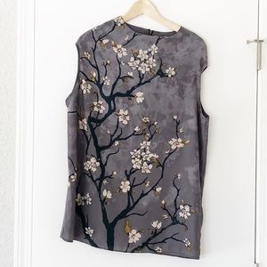 Urban Outfitters Botanical Tunic